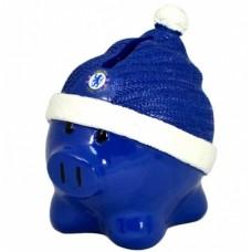 Porcelánová pokladnička FC CHELSEA Piggy Beanie (7868)