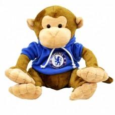 Plyšová opica / maskot FC CHELSEA Marti (0162)