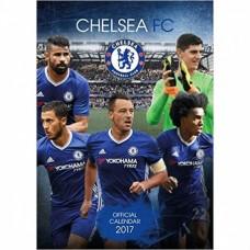 FC CHELSEA - NÁSTENNÝ  KALENDÁR 2017 (2150)