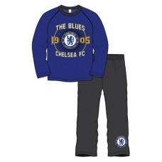 Chlapčenské bavlnené pyžamo FC CHELSEA TheBlues - 6 rokov (116cm)
