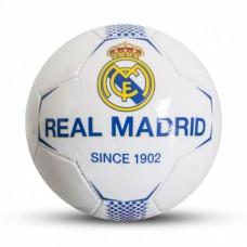 Futbalová lopta REAL MADRID White Panel (veľkosť 5)