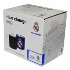 Keramický hrnček REAL MADRID Changing 325ml