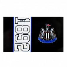 Klubová vlajka 152/91cm NEWCASTLE UTD Since