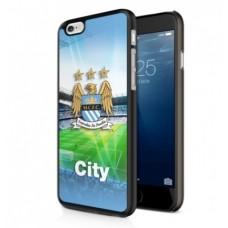 MANCHESTER CITY ´3D´ - OCHRANNÝ ZADNÝ KRYT PRE iPHONE 6 (8856)