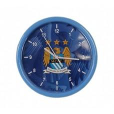 Nástenné hodiny MANCHESTER CITY (0002)