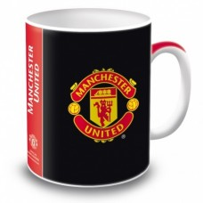 MANCHESTER UTD ´BLACK/RED´ - HRNČEK (6697)