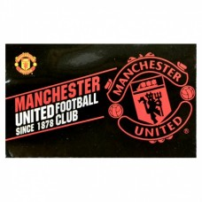MANCHESTER UTD ´ESTABLISHED´ - KLUBOVÁ ZÁSTAVA (3609)