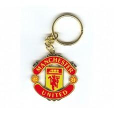 Prívesok na kľúče MANCHESTER UTD Gold Crest  (0006)