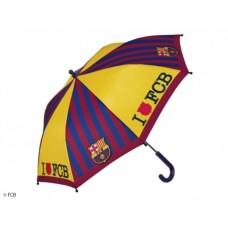 FC BARCELONA ´KIDS´ - DÁŽDNIK 42cm (0117)