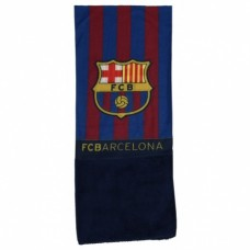 Multifunkčná šatka s flísom / nákrčník FC BARCELONA