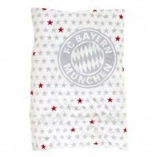 Obojstranné bavlnené posteľné obliečky BAYERN MÜNCHEN Sterne