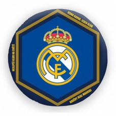HALANTEX Obojstranný dekoračný vankúšik 35/35cm REAL MADRID
