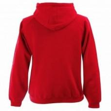 Pánska bavlnená mikina FC LIVERPOOL Red (SP5506A) - S (small)