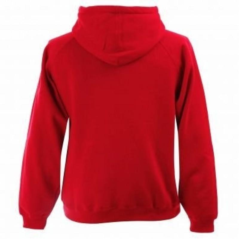 Pánska bavlnená mikina FC LIVERPOOL Red (SP5506A) - S (small) ... 973c1176155