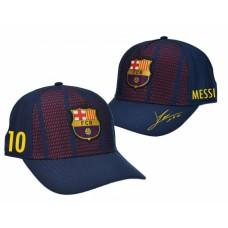 Pánska šiltovka FC BARCELONA Messi 56cm