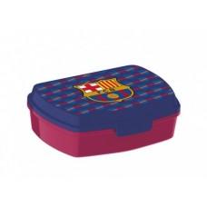 Plastový box na desiatu FC BARCELONA