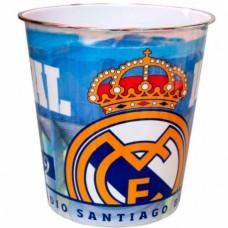 Plastový smetný kôš REAL MADRID