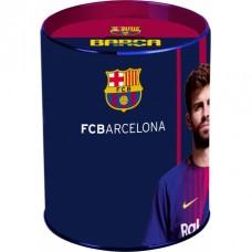 Plechová pokladnička FC BARCELONA, FC-204
