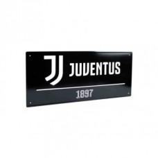 Plechová tabuľa 40/18cm JUVENTUS Colour