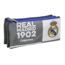 REAL MADRID ´1902´ - PERAČNÍK SO ZIPSOM triple (7561)