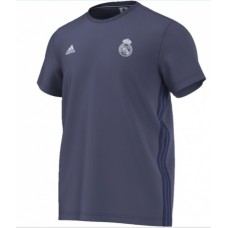 REAL MADRID ´ADIDAS GREY´ - PÁNSKE TRIČKO (4897) - XL (extra large)