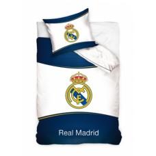 REAL MADRID ´BLUE CREST´ - OBOJSTRANNÉ  POSTELNÉ OBLIEČKY (5640)