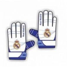 Brankárske rukavice REAL MADRID 4/6 rokov