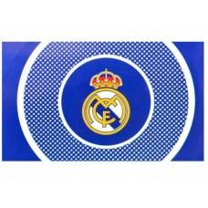 REAL MADRID ´BULLSEYE´ - KLUBOVÁ ZÁSTAVA (3593)