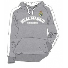 REAL MADRID ´GREY´ - PÁNSKA MIKINA (RM06502) - XL (extra large)