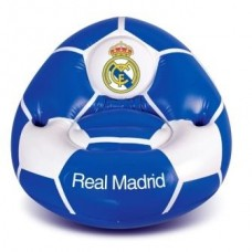 REAL MADRID - NAFUKOVACIE PVC KRESLO (4524)