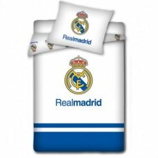 Detské bavlnené obliečky do postieľky REAL MADRID (7204)