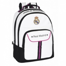 REAL MADRID ´WHITE - PINK´ - BATOH 42cm (1419)