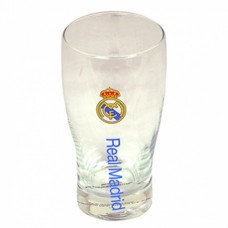 REAL MADRID ´WORDMARK PINT´ - POHÁR (6028)