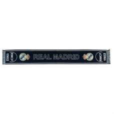 Šál pre fanúšikov REAL MADRID Black