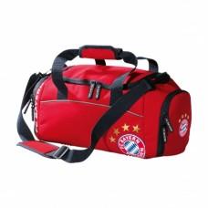 Športová / cestovná taška BAYERN MÜNCHEN Red (0420)
