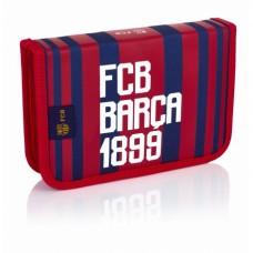 Vyklápací peračník s náplňou FC BARCELONA Stripe, FC-185