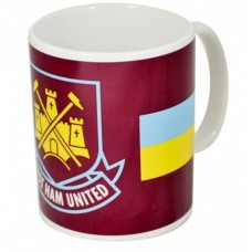 WEST HAM ´BIG CREST´ - HRNČEK (9262)